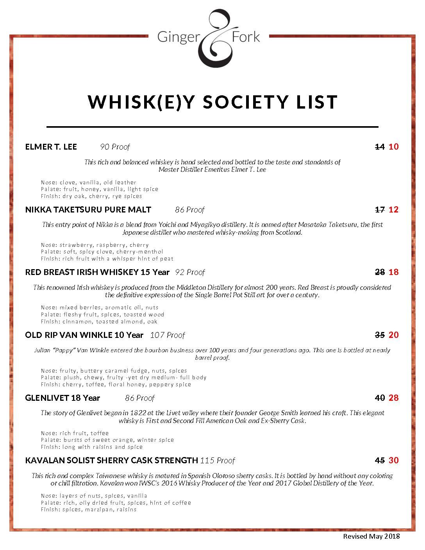 whiskey society list_May2018