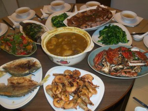 Hong Kong and Cantonese Cuisine